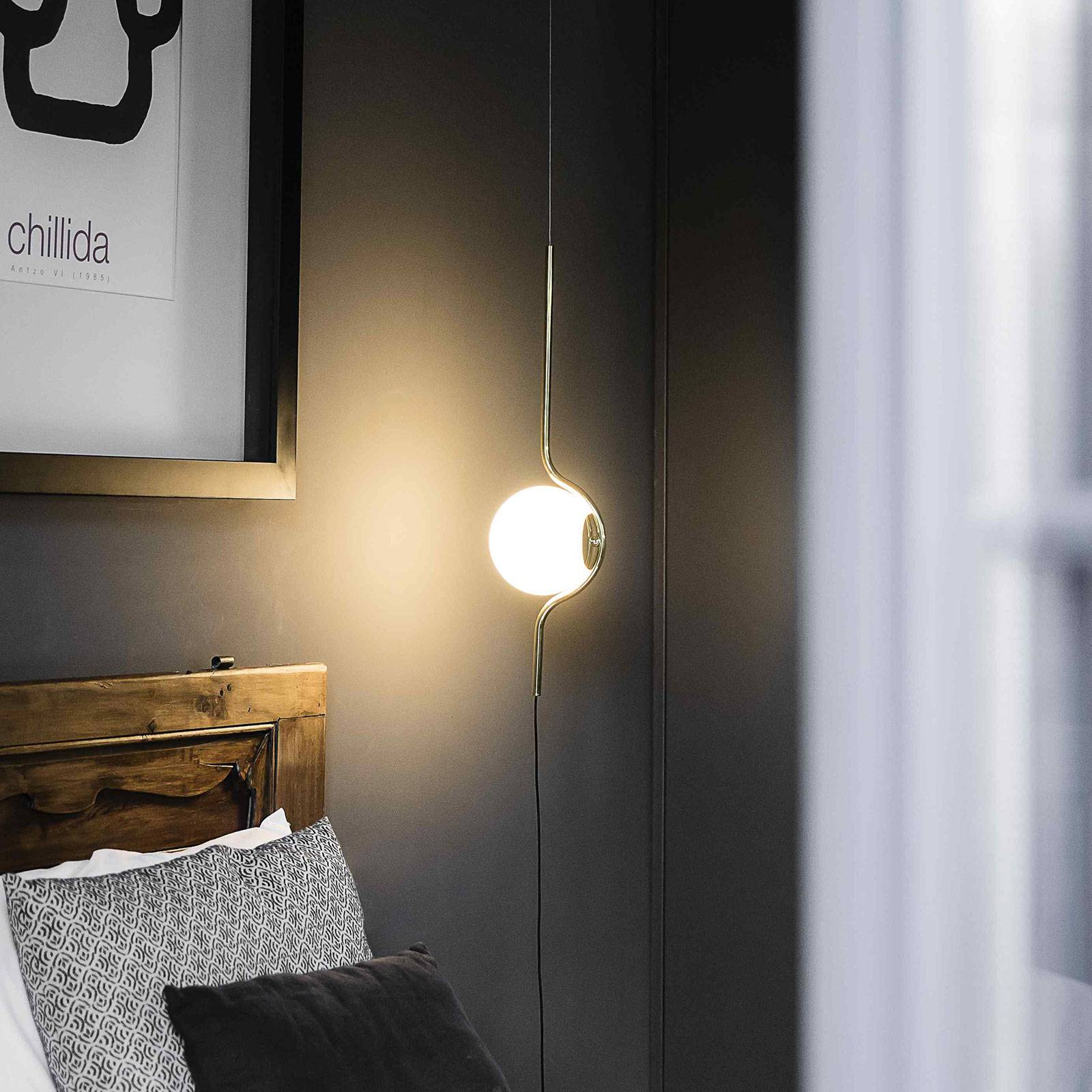 LED-riippuvalaisin Le Vita, 1-lamppuinen, pysty