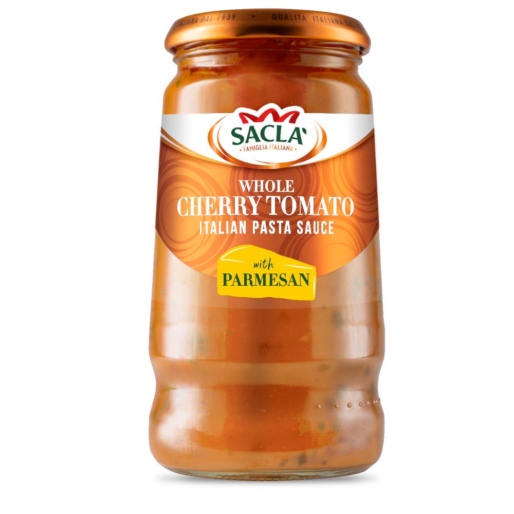 Sacla' Whole Cherry Tomato with Parmesan 350g