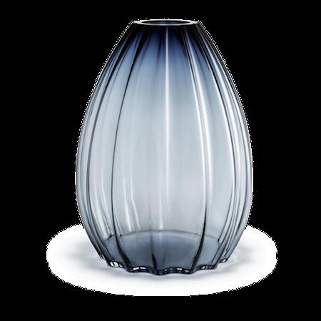 2Lips Vase, blå, H 45 cm