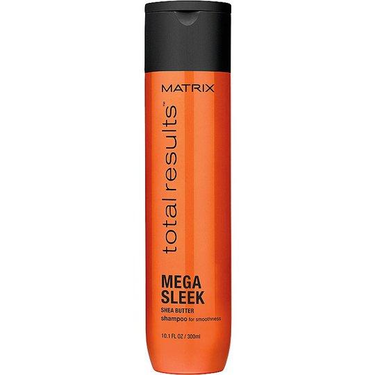 Matrix Total Results Mega Sleek Shampoo, 300 ml Matrix Shampoo