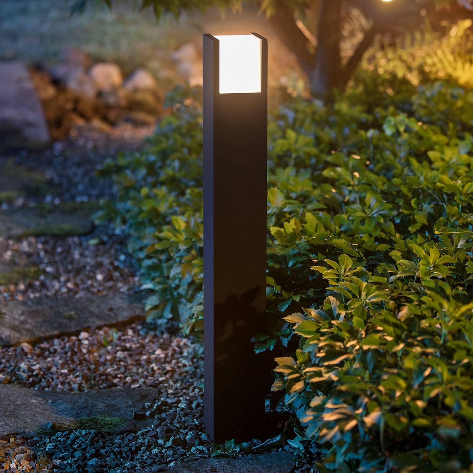 Philips Hue White Fuzo LED-pylväsvalaisin