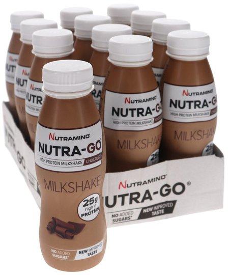 Proteiinipirtelöt Suklaa 12kpl - 35% alennus