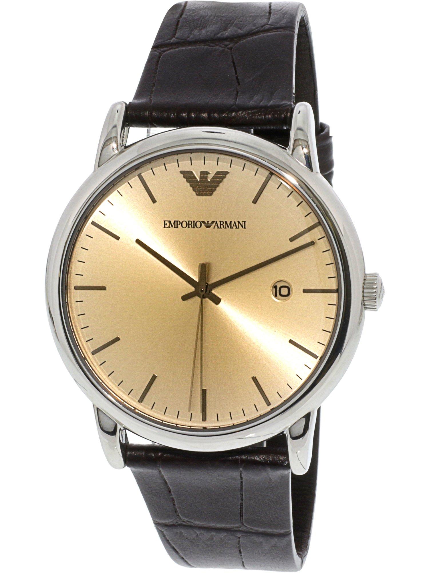 Emporio Armani Men's Luigi Watch AR11096