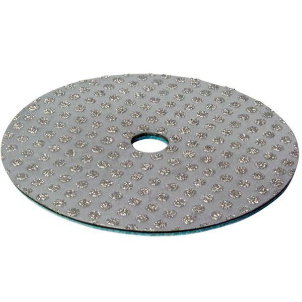 Flexxtra 100286 Timanttihiomalaikka karkeaan, keskikarkeaan ja hienohiontaan K30/K40, 125 mm