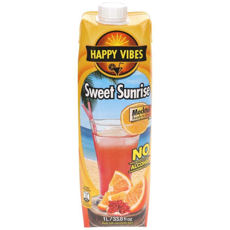 Sweet Sunrise Mocktail - 15% rabatt