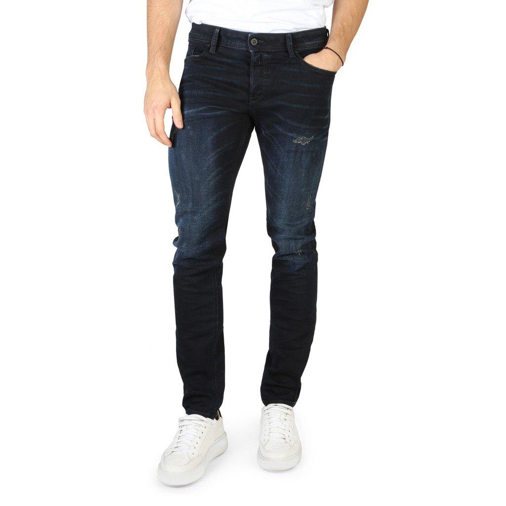 Diesel Men's Jeans Blue TROXER_L32_00SYID_R286W - blue 30