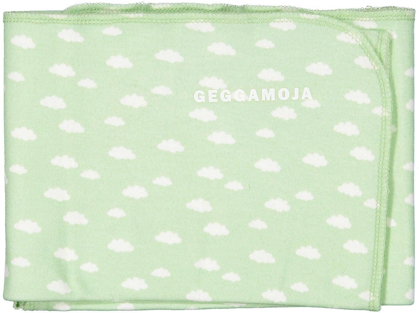 Geggamoja Viltti Bamboo Cuddly, Mint Cloud