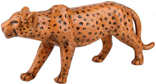 Form Living Dekorasjon Leopard