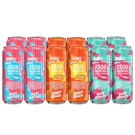 BCAA Drycker 12-pack - 38% rabatt