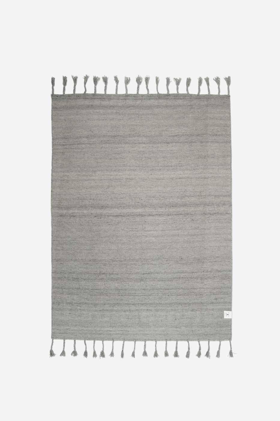 Matta Plain 170x230cm Silver