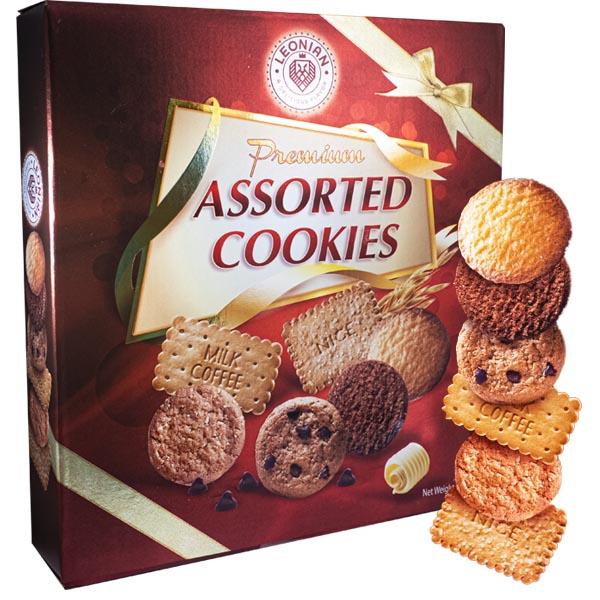 Leonian Premium Cookies 300g