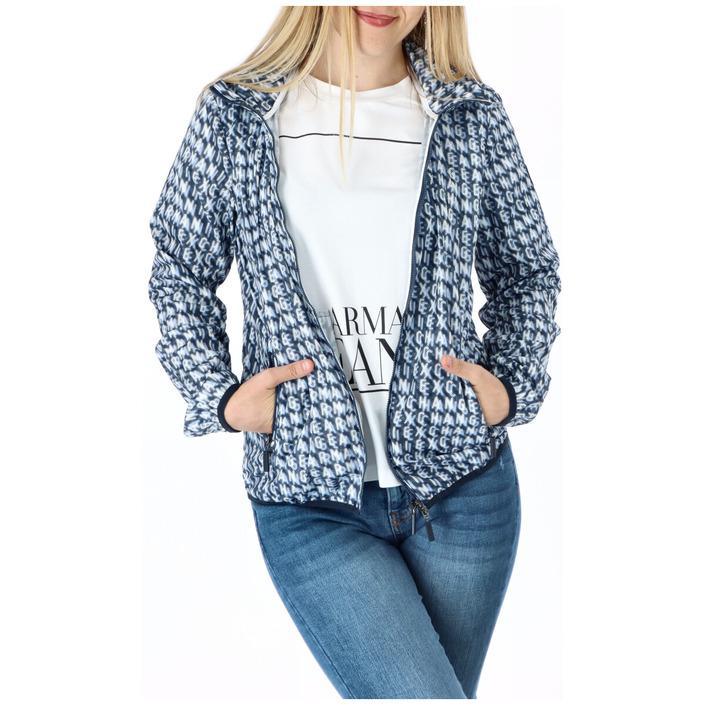Armani Exchange Women's Blazer Blue 271683 - blue XS