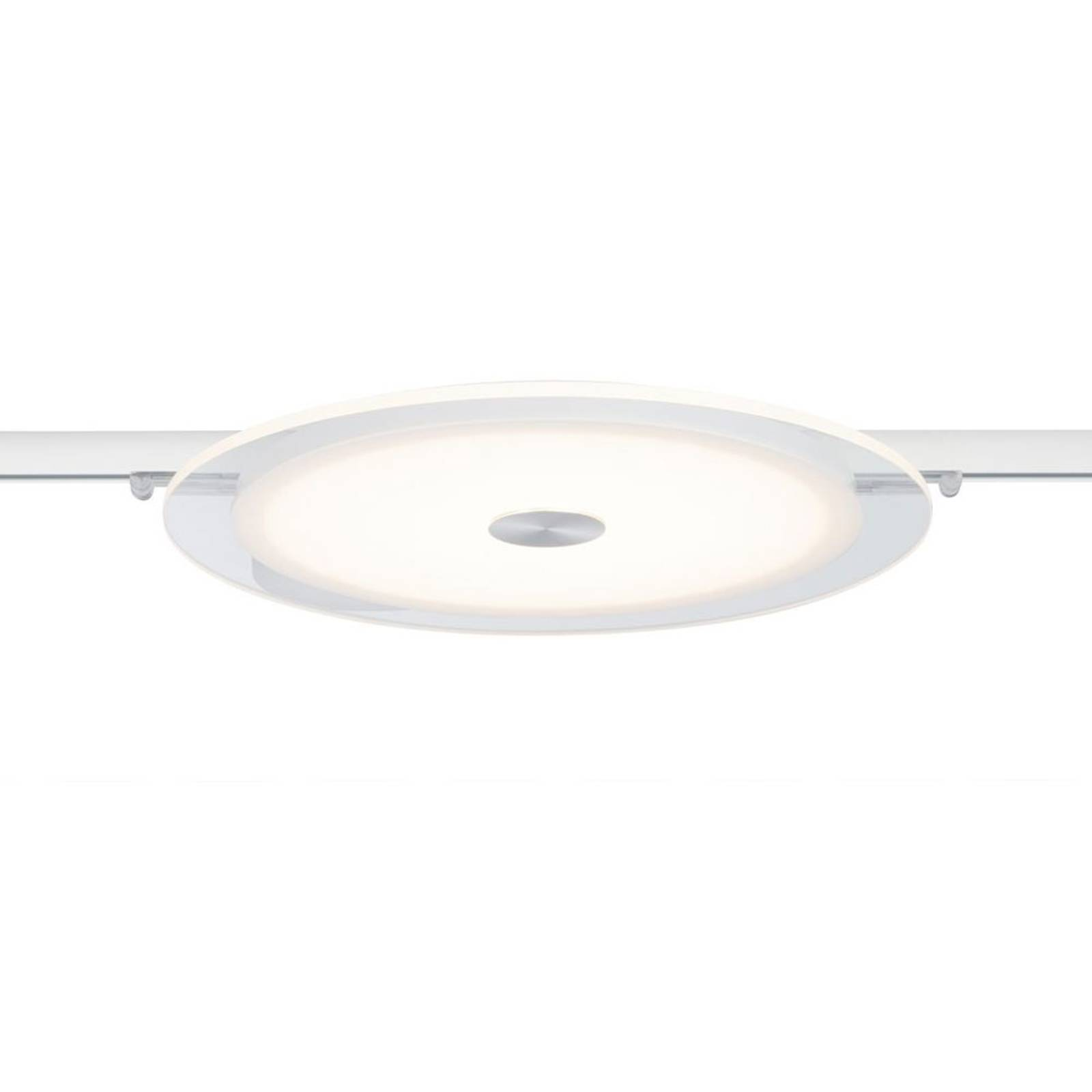 Paulmann NanoRail Luno -LED-paneeli valkoinen