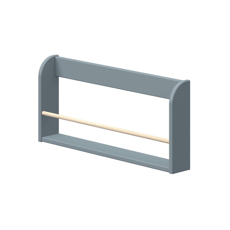 Vägghylla 1-plan blå, Flexa PLAY