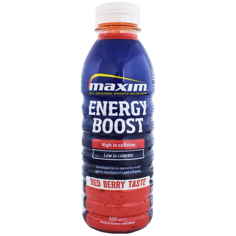 Energidryck Röda Bär 500ml - 25% rabatt