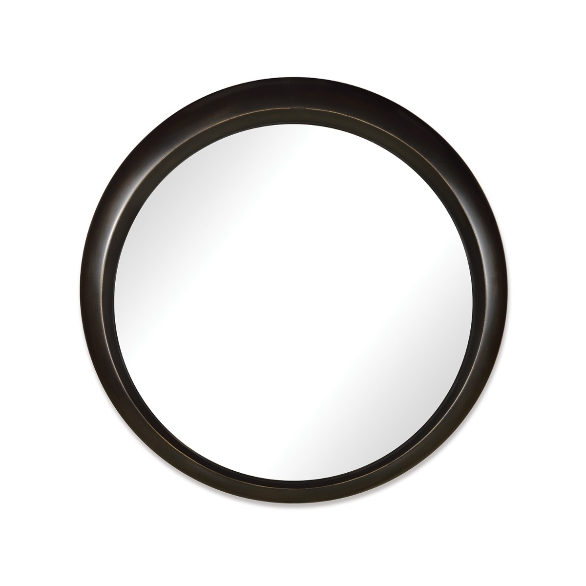 William Yeoward I Sorbati Mirror Faux Bronze Large