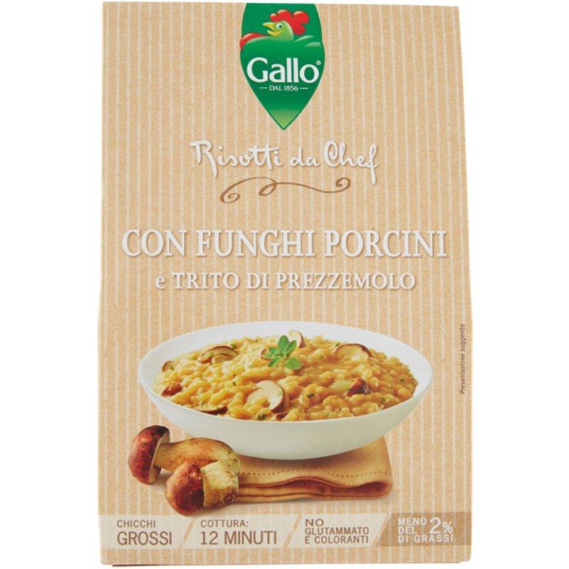 """Risotto """"Funghi Porcini"""" 175 g - 29% alennus"""