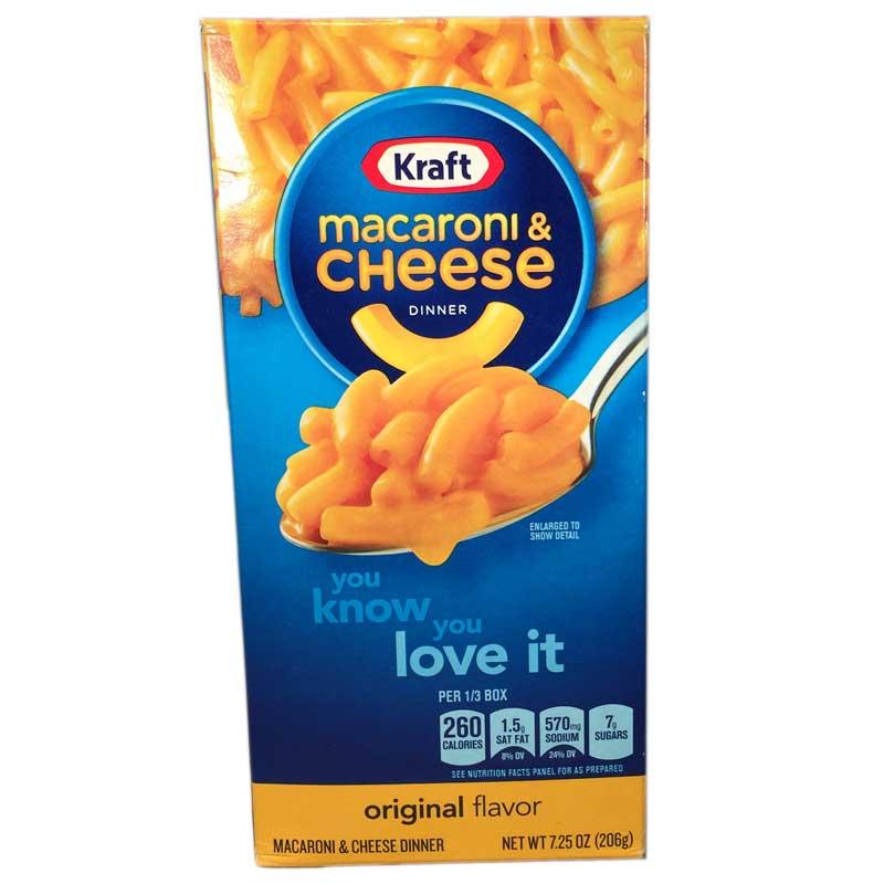 Macaroni & Cheese - 33% rabatt
