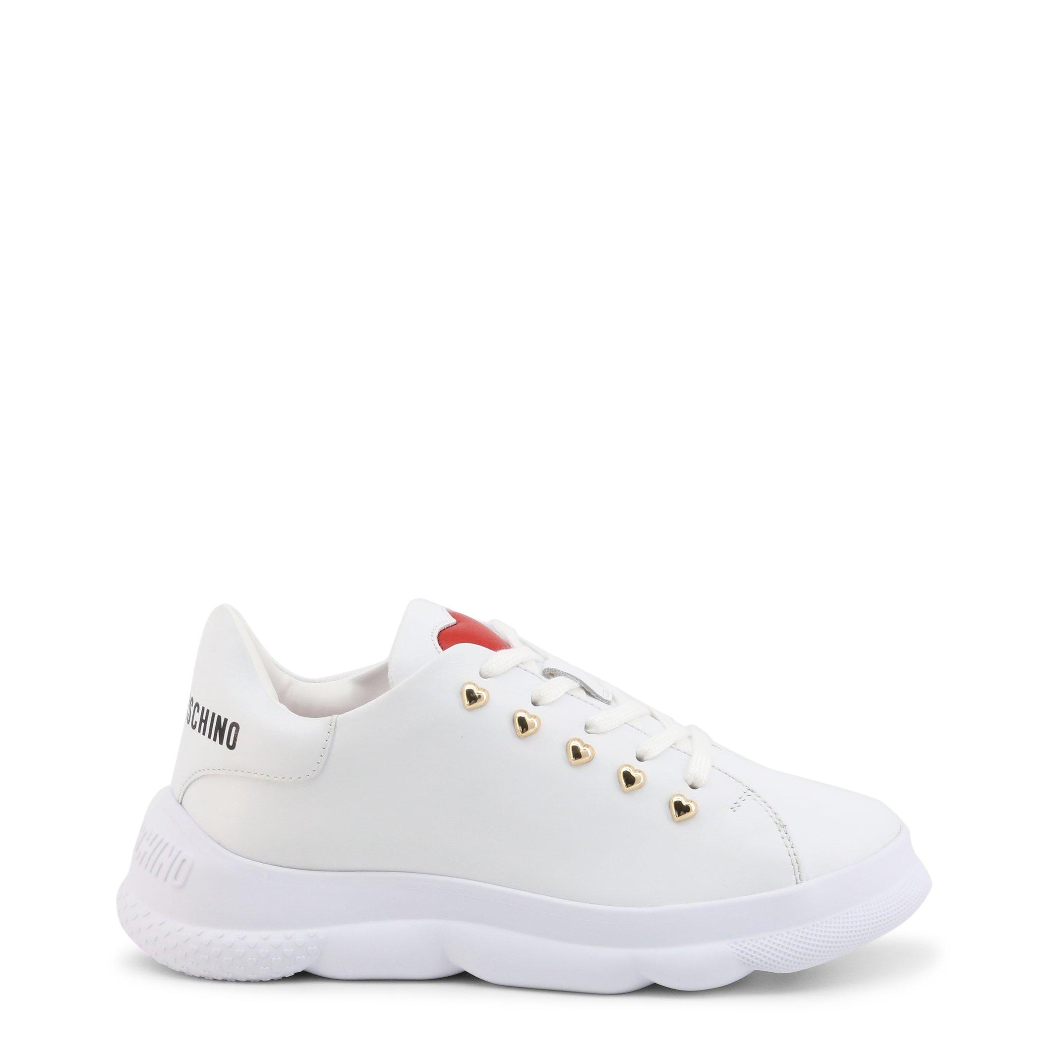 Love Moschino Women's Trainer Various Colours JA15374G0CJA0 - white EU 35