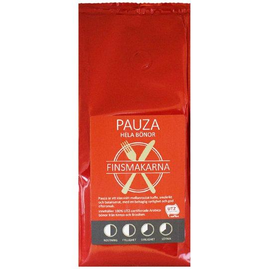 Kaffe Pauza Hela Bönor - 22% rabatt