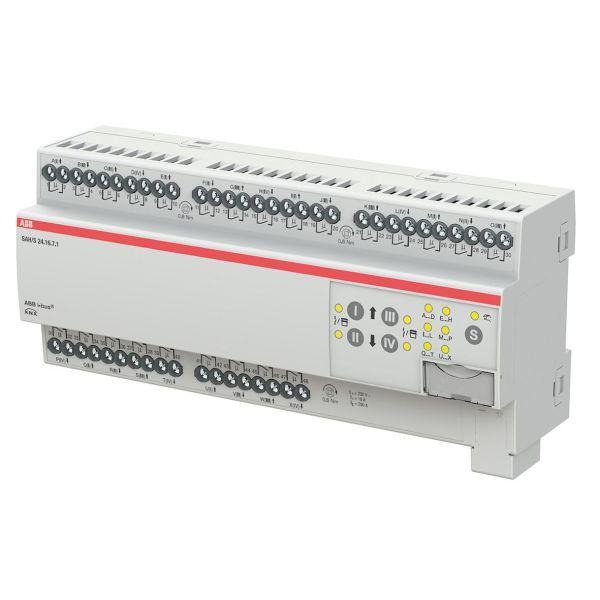 ABB 2CDG110252R0011 Combi-kytkinyksikkö 230V, 16 A Lähtöjen määrä: 24