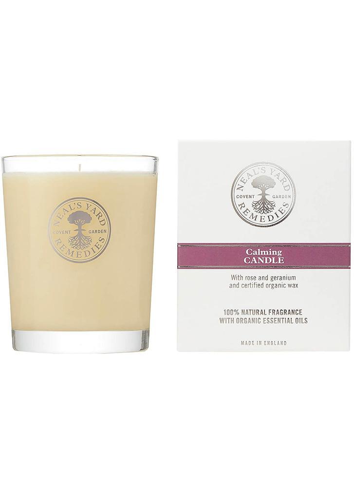 Neal's Yard Remedies Organic Aromatherapy Candle Calming