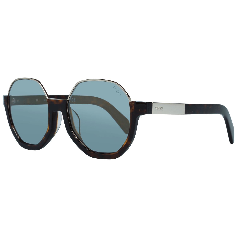 Emilio Pucci Women's Sunglasses Brown EP0089 5552X