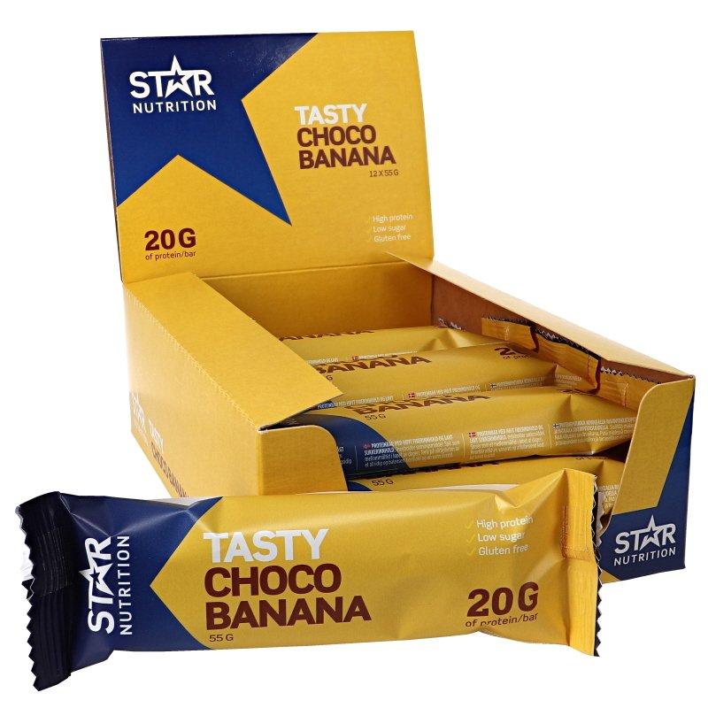 Proteinbar Banana Chocolate 12-pack - 33% rabatt