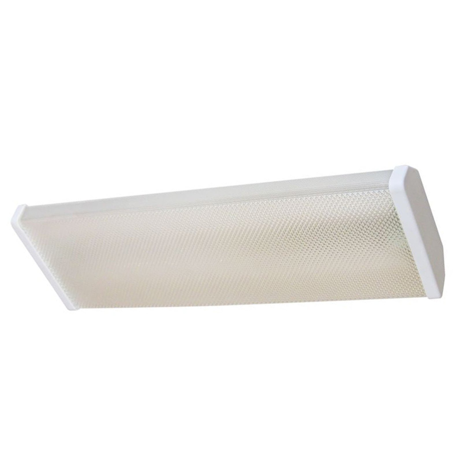 Lavt forbruks taklamper Prismatik LED 22 W