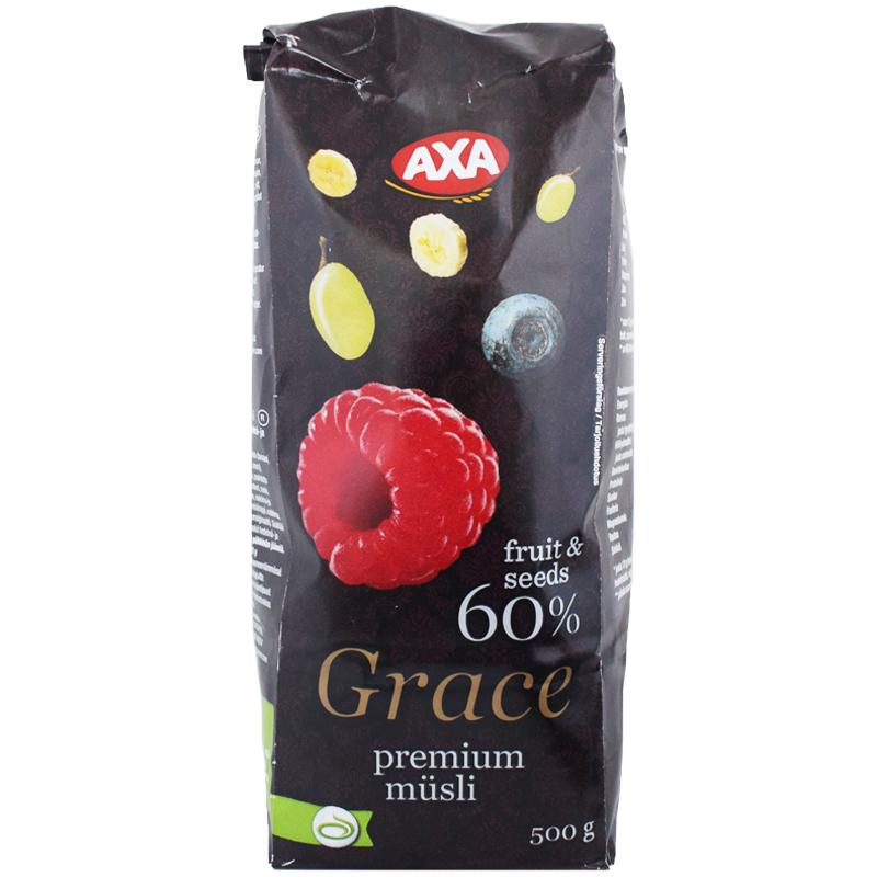 "Müsli ""Grace"" 500g - 31% rabatt"