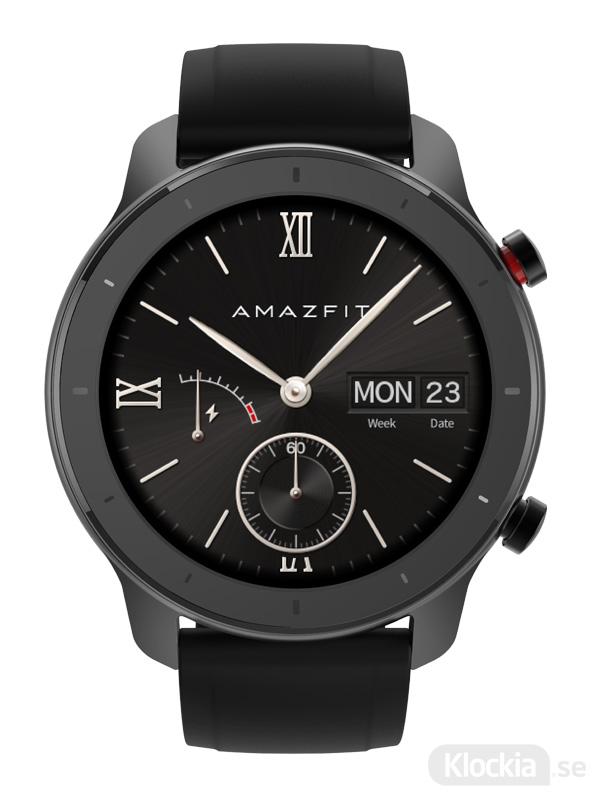 Amazfit GTR 42 – Starry Black W1910TY1N Träningsklocka