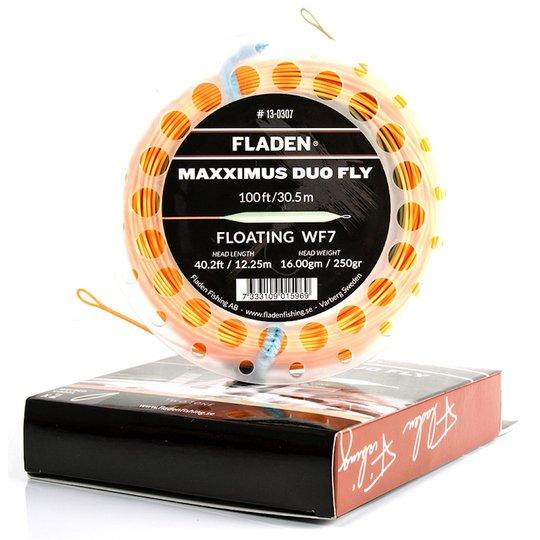 Maxximus Duo Fly fluglina WF flytande