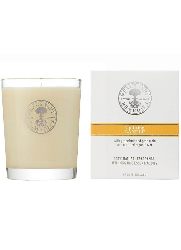 Neal's Yard Remedies Organic Aromatherapy Candle Uplifting
