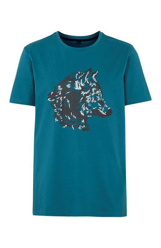 Cellbes T-shirt Petrolblå