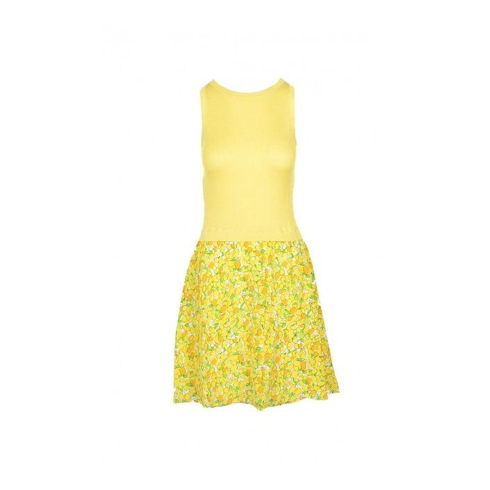 Boutique Moschino Women's Dress Various Colours 171515 - yellow 38