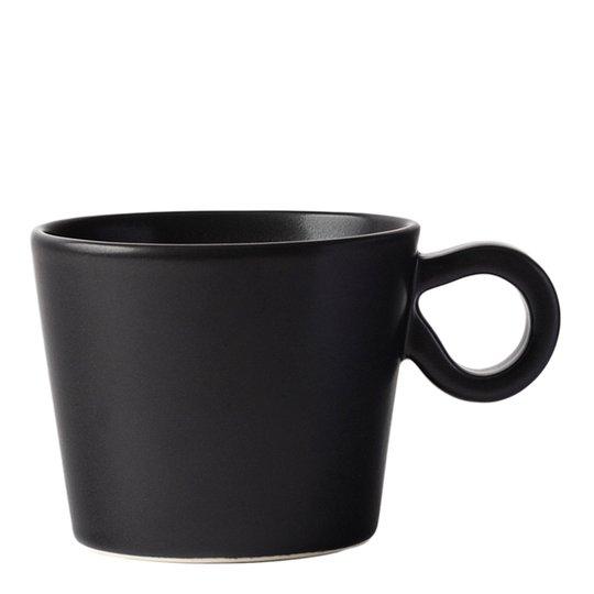 PotteryJo - Daria Mugg 29 cl Ink black