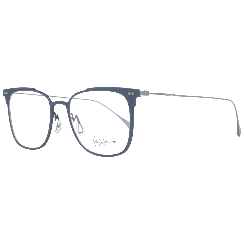 Yohji Yamamoto Men's Optical Frames Eyewear Blue YY3026 53600