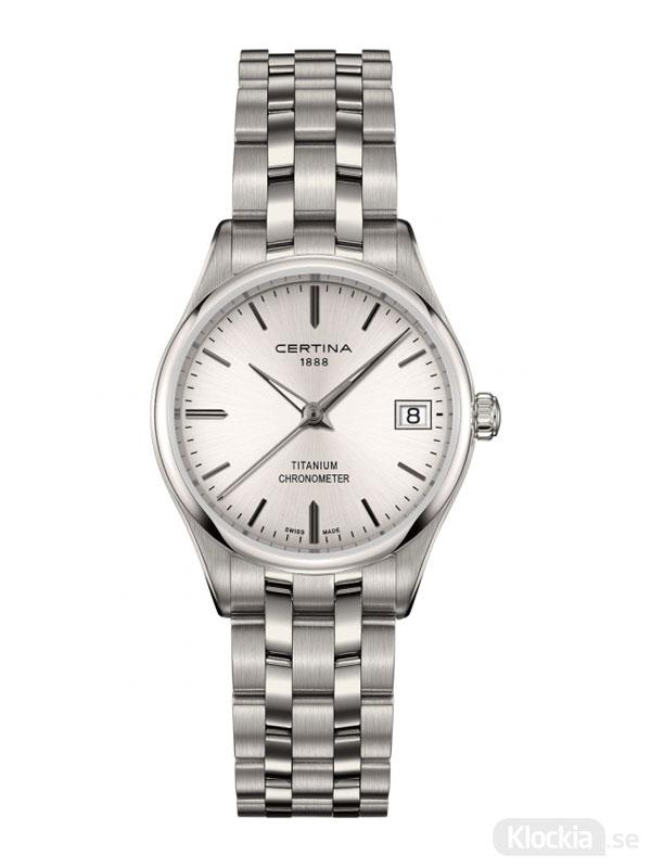 CERTINA DS-8 Lady Chronometer Titanium C033.251.44.031.00