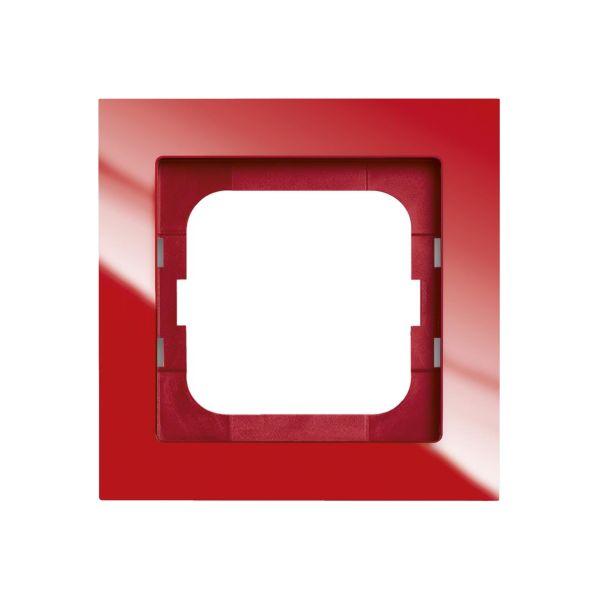 ABB Axcent Yhdistelmäkehys Punainen 1-paikkainen