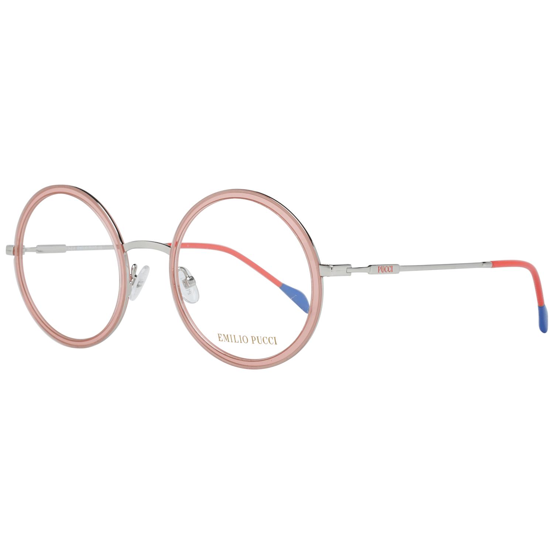 Emilio Pucci Women's Optical Frames Eyewear Coral EP5113 49074