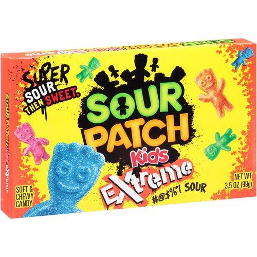 Sour Patch Kids Extreme Box 99gram