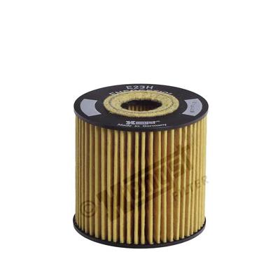 Öljynsuodatin HENGST FILTER E23H D81