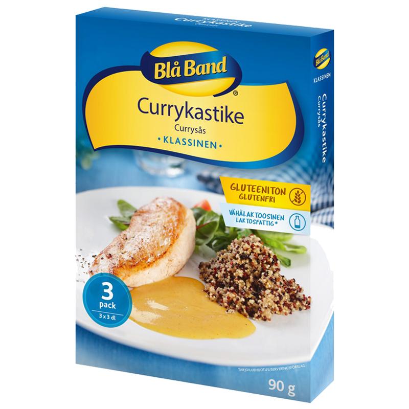 Currykastike - 24% alennus