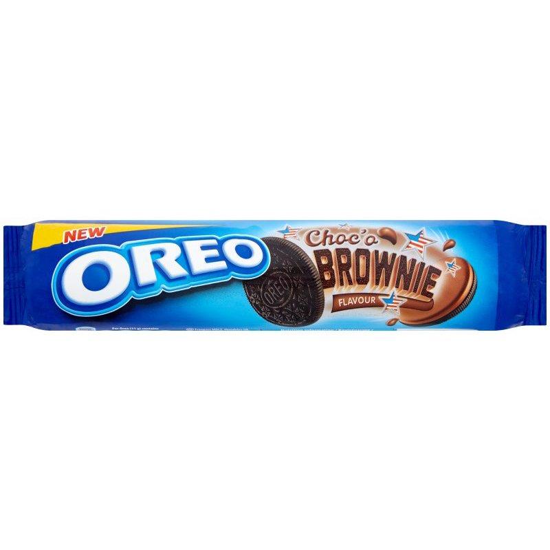 "Keksi ""Oreo Brownie"" 154g - 20% alennus"