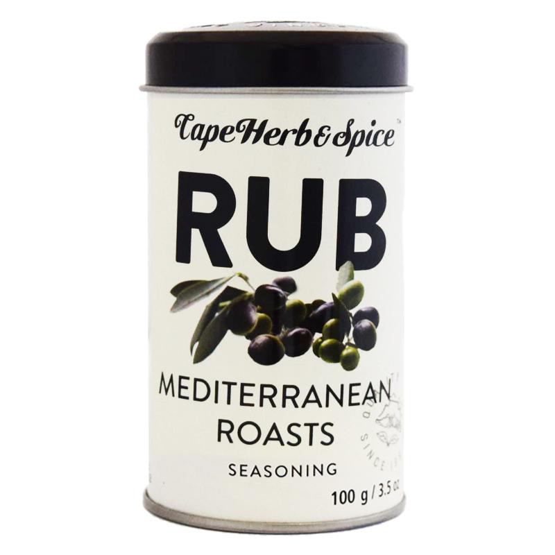 "Kryddmix ""Mediterranean"" 100g - 52% rabatt"