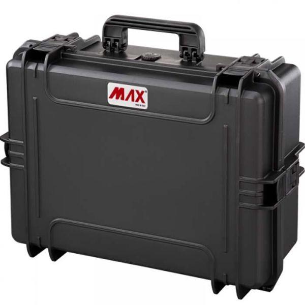 MAX cases MAX505 Oppbevaringsveske vanntett, 33,95 liter tom