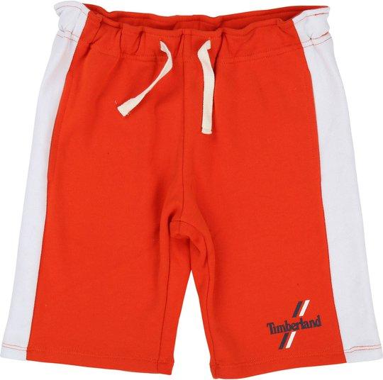 Timberland Bermuda Shorts, Orange 6år
