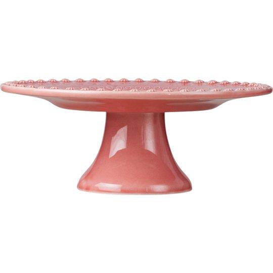 PotteryJo Daisy Tårtfat 22 cm Rose