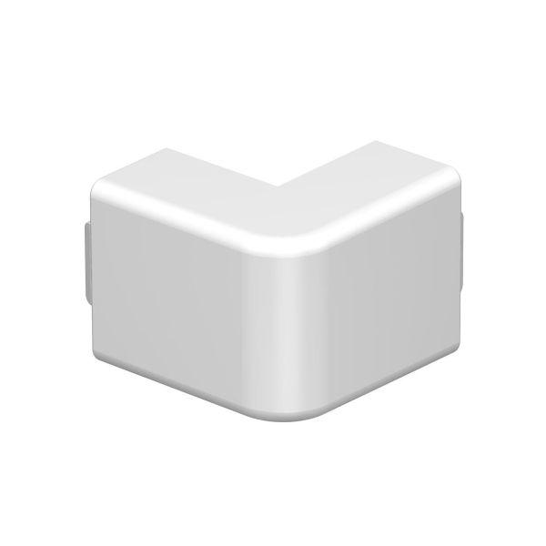 Obo Bettermann 6192149 Ulkokulma 90°, valkoinen 30 x 15 mm, 4 kpl