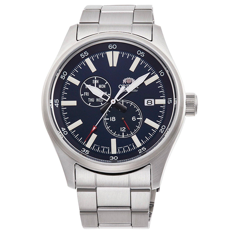 Orient Men's Watch Silver RA-AK0401L10B
